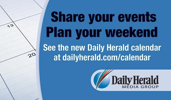 Daily Herald Events Calendar